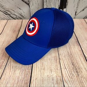 Official Marvel Captain America Flex Hat